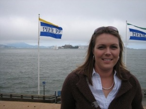 July 2008 in San Francisco, CA, weighing in at 180.